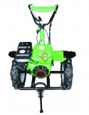 Motocultivador 9 hp Gasolina Gear Box