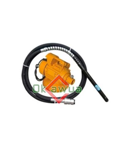 Sonda Vibradora con Motor Electrico 2.0HP